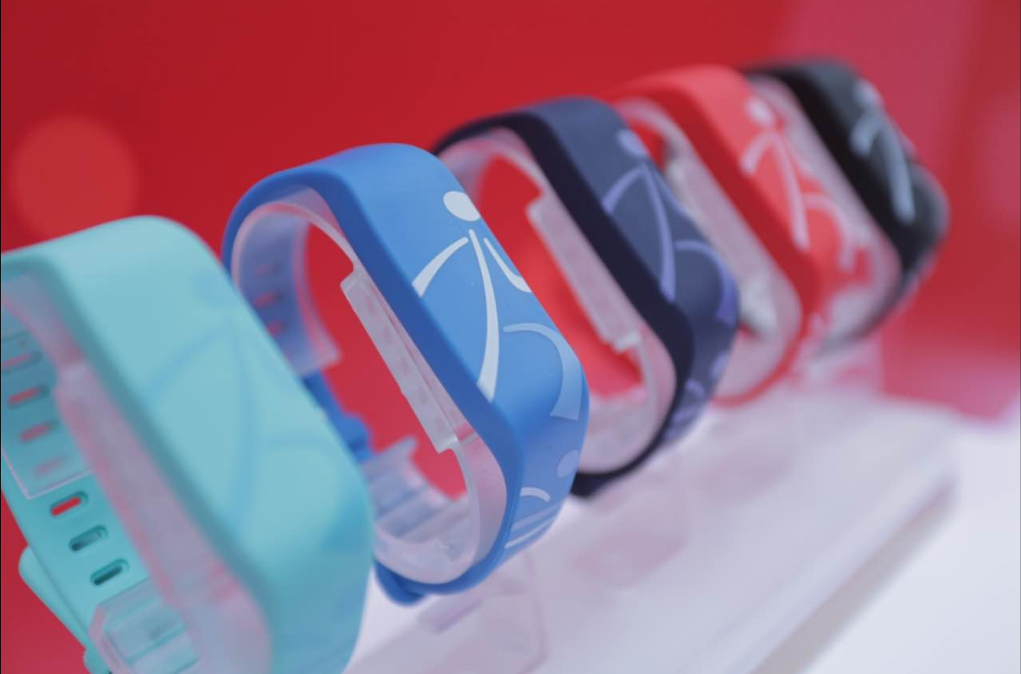 握奇助力廣發銀行打造G-Force智能手環 重拳布局移動支付市場