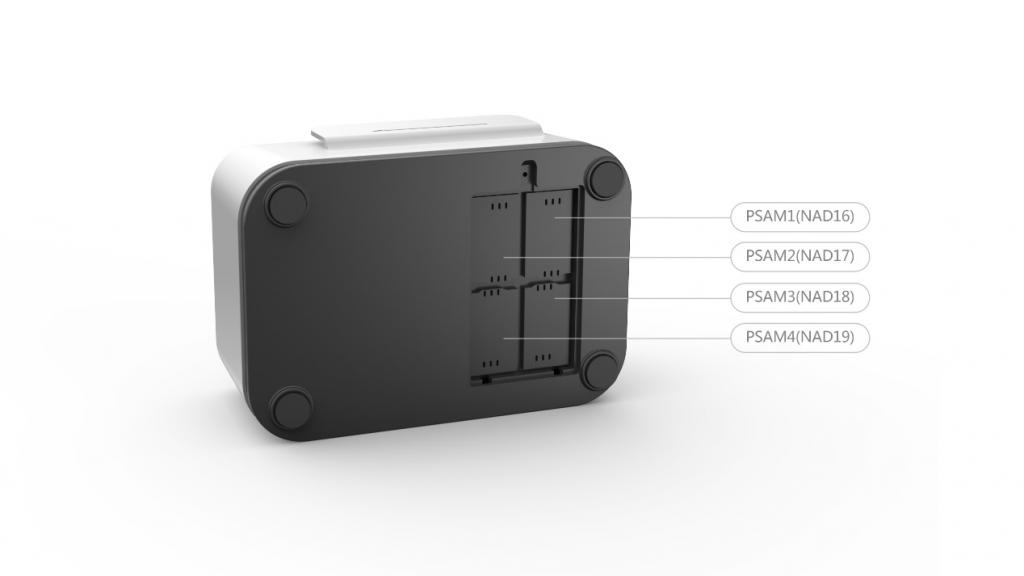 W2160多功能掃碼讀卡器