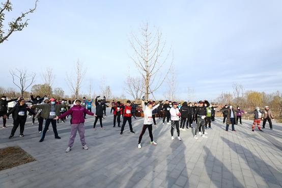趣运动、健身心、享快乐 ——握奇工会第三届冬季趣味运动会
